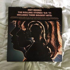 Rolling stones record